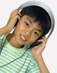 Boy with Headphones copy